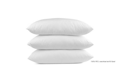 Cushion filling with polyester padding, 30x50cm, cover 100% PES