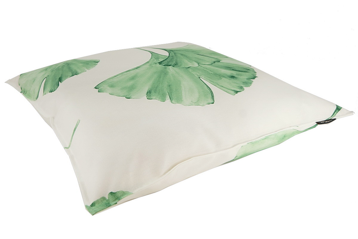 annes table ginkgo all over print ginkgo leaves. Black Bedroom Furniture Sets. Home Design Ideas